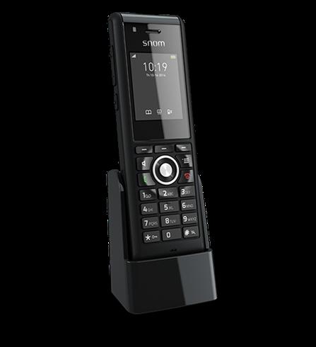 گوشی تلفن دکت تحت شبکه اسنوم M85