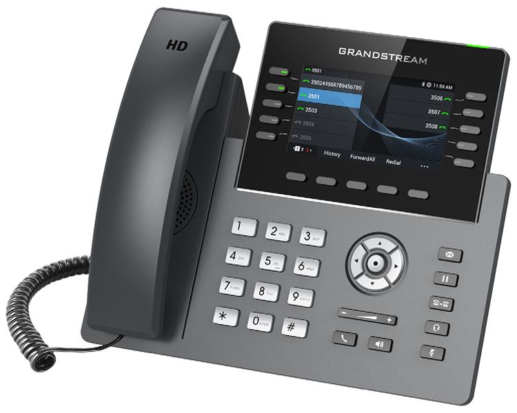 تلفن مدیریتی تحت شبکه گرنداستریم GRP2615