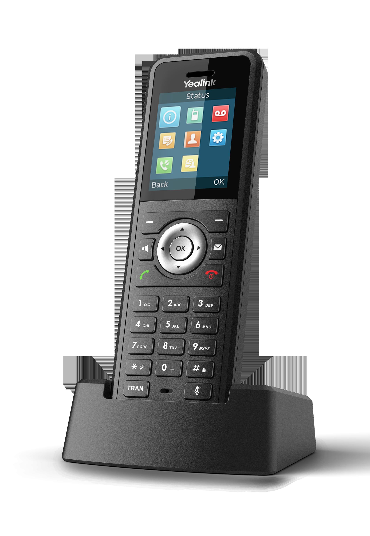 گوشی تحت شبکه یالینک مدل Yealink W69R