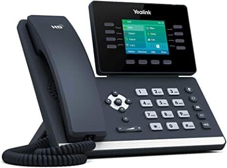 گوشی تحت شبکه Yealink T52S