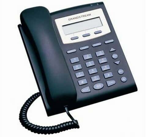 تلفن تحت شبکه گرنداستریم GXP280
