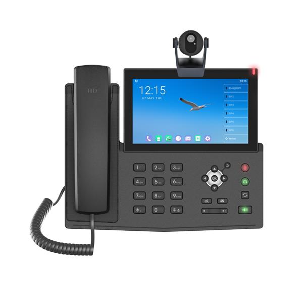 تلفن تحت شبکه تصویری فنویل Fanvil X7A with camera