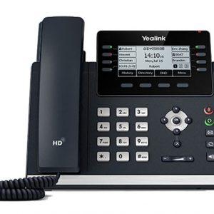 تلفن تحت شبکه یالینک Yealink T43U