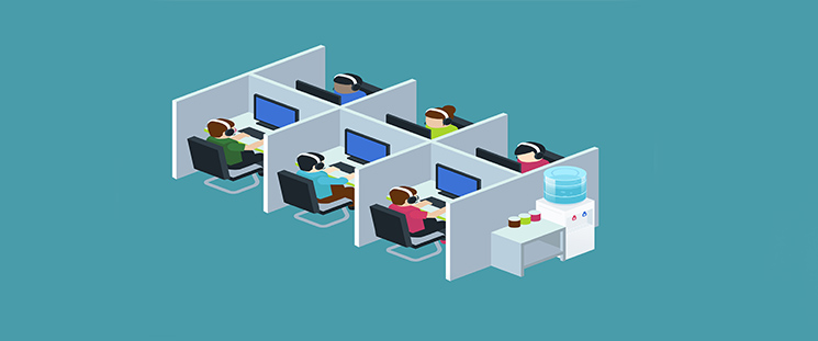 مرکز تماس ویپ (VoIP) و مزایای آن برای کسب و کارها