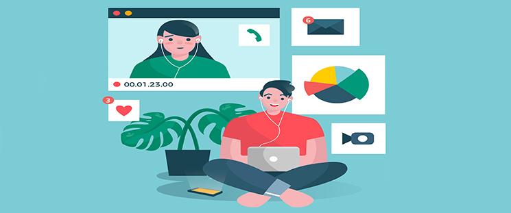 مزایای ویپ برای شرکتها و مشاغل دورکار