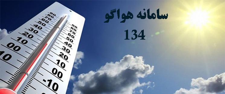 سامانه هواگوی استان گلستان به بهرهبرداری رسید.