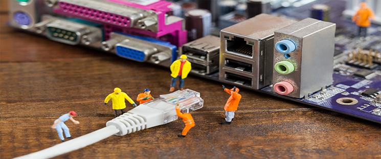 جدیدترین نرخ خدمات کابل کشی شبکه در سال ۹۹